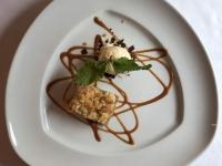 Dessert Apfel Streusel Kuchen