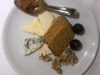 Dessert Käseauswahl 1