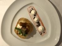 Dessert Pralinen Parfait