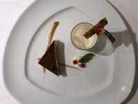 Dessert Tiramisu und Pina Colada