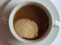 Suppe Französische Zwiebelsuppe