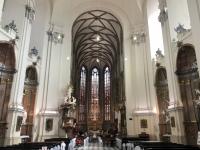 2020 08 30 Brünn Kathedrale Peter und Paul innen