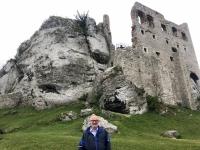 2020 08 31 Burg Podzamce Aussenansicht