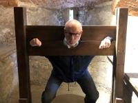 2020 08 31 Burg Podzamce Folterwerkzeug