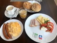 2020 08 31 Kattowitz erstes polnisches Frühstück