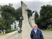 2020 08 31 Tschenstochau Denkmal