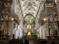2020 08 31 Tschenstochau Kloster Jasna Gora innen