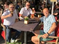 2020 09 03 Krakau Bier am Hauptmarkt