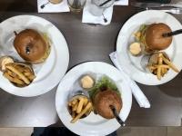 2020 09 03 Krakau Hard Rock Cafe Legendary Burger