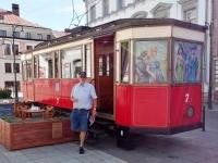 2020 09 03 Tarnow bekannte Strassenbahn