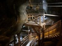 2020 09 03 Wieliczka Salzbergwerk riesiges Bergwerk