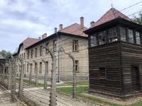 2020 09 04 Auschwitz Lagerturm