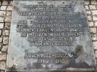 2020 09 04 Birkenau Vernichtungslager Gedenksteine