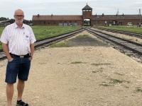2020 09 04 Birkenau Vernichtungslager Gleisanlage