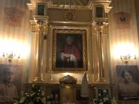 2020 09 04 Wadowice Kirche Papst Johannes Paul II Kapelle