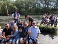 2020 09 05 Floßfahrt im Dunajec Durchbruch