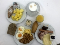 2020 09 06 Bratislava letztes auch perfektes Frühstück