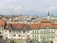 2020 08 30 Brünn toller Blick vom Turm im alten Rathaus