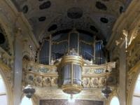 2020 08 31 Tschenstochau Kloster Jasna Gora Orgel