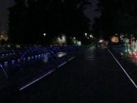 2020 09 01 Lublin bei Nacht mit Lichterbrunnen