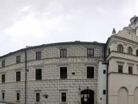 2020 09 02 Krasiczyn Schloss aussen