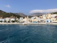2020 09 09 Bootsfahrt nach Saria kurzer Stopp in Diafani
