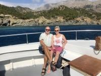 2020 09 09 Bootsfahrt nach Saria sehr gemütlich