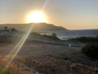 2020 09 09 Sonnenaufgang vor unserem Studio