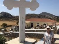 2020 09 10 Hochebene Lastos schöne Kirche im letzten Dorf