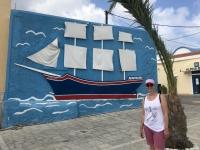 2020 09 12 Insel Kasos sehr schöne Hauptstadt Phry