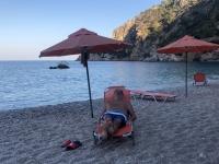 2020 09 13 Apella Beach einsam am schönsten Strand von Karpathos