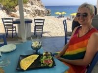 2020 09 14 Achata Beach kleines Frühstück