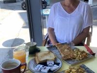 2020 09 15 Pigadia Frühstück im Rest Agnanti