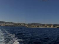2020 09 09 Abfahrt zur Insel Saria