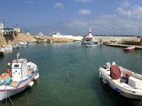 2020 09 12 Insel Kasos alter Fischerhafen Bouka