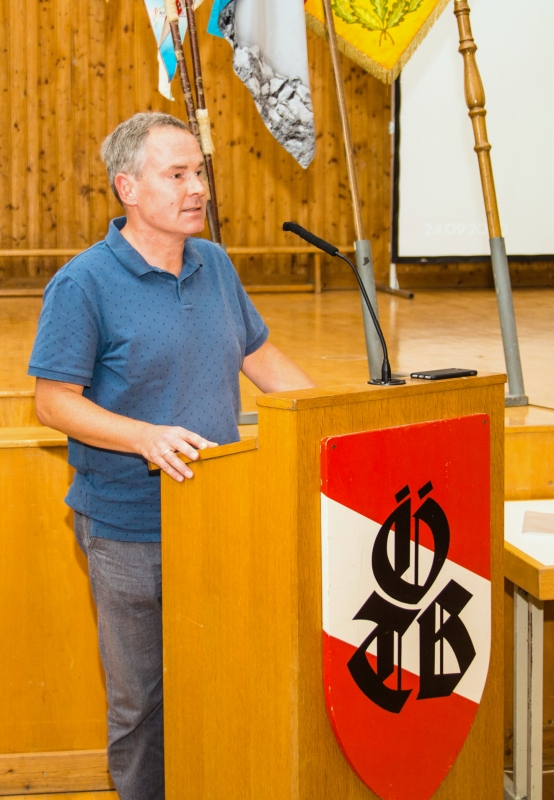 Bericht Festwart Albin Schatz