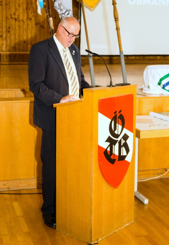 Bericht Obmann Gerald Stutz