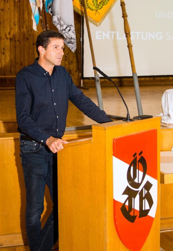 Bericht Säckelprüfer Günther Lakovsek