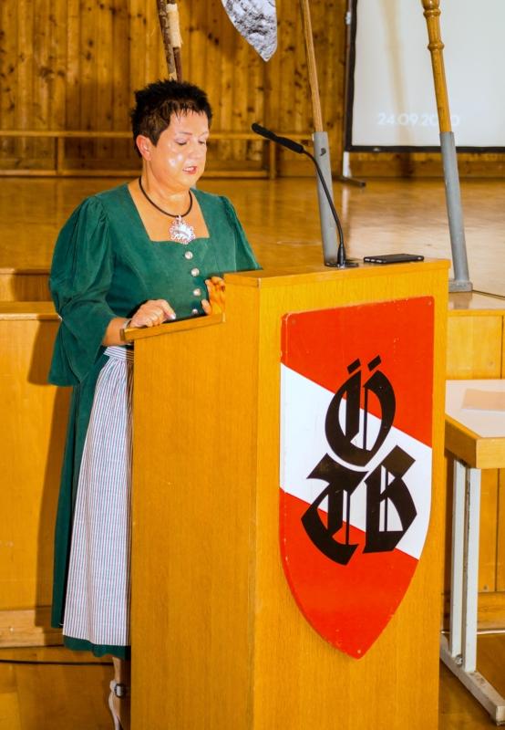 Bericht Säckelwart Irene Ratzenböck