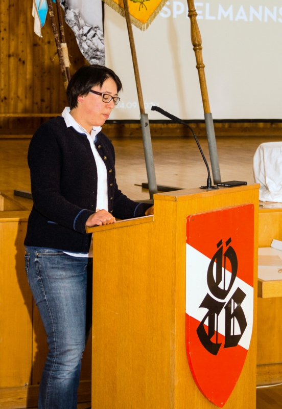 Bericht Spielmannszug Bianca Wassermayr