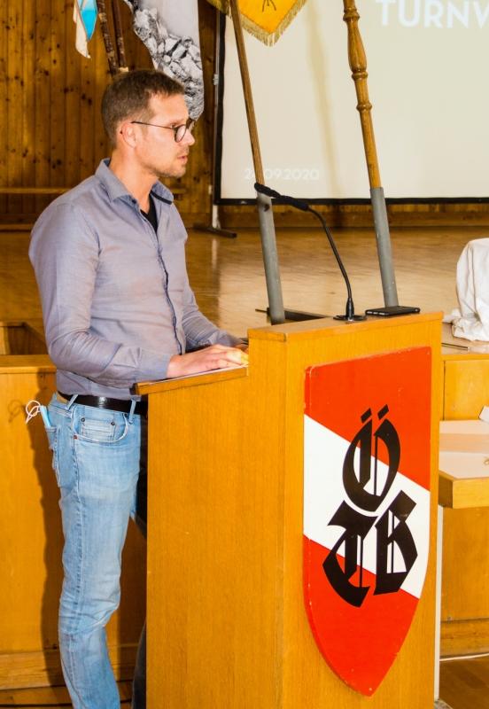 Bericht Turnwart Florian Ernst