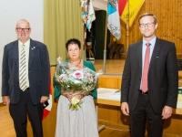 Danke an Irene Ratzenböck