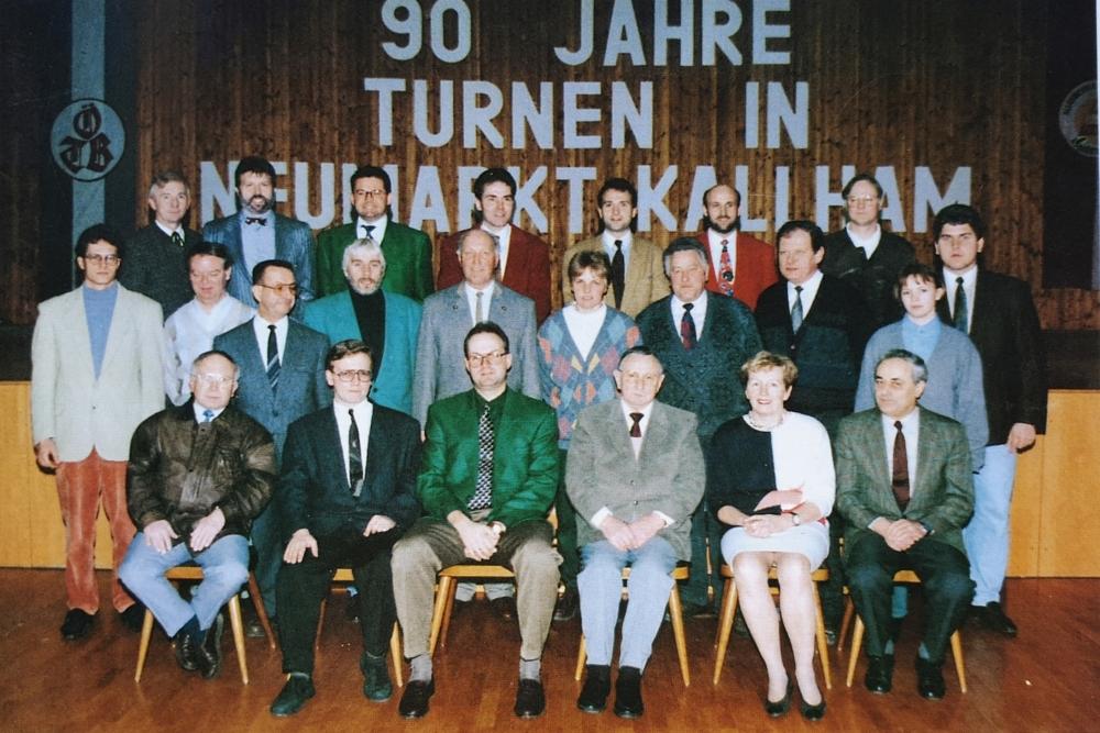 1994 04 08 Erster Turnrat unter Obmann Gerald Stutz