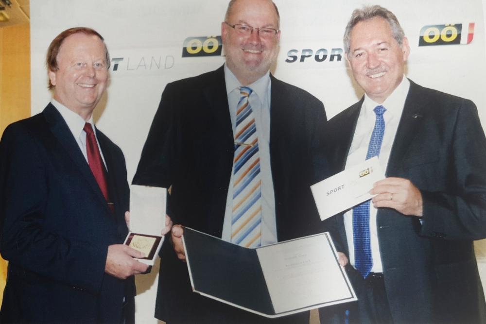 2012 10 09 Jüngster Sportkonsulent der OÖ Landesregierung