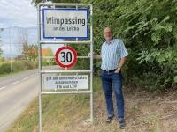 Wimpassing an der Leitha