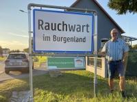 Rauchwart im Burgenland