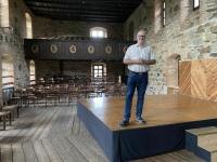 2020 09 29 Burg Lockenhaus Konzertraum