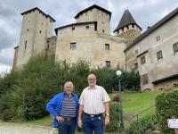 2020 09 29 Burg Lockenhaus mit ASVÖ Pepi