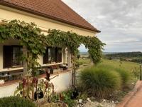 2020 09 29 Weingut Wachter Deutsch Schützen sehr schönes Haus mit Weitblick