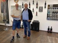 2020 09 30 Chef Kirnbauer Walter vom Weingut K und K in Deutschkreutz
